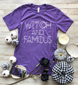 Witch and Famous Transfers