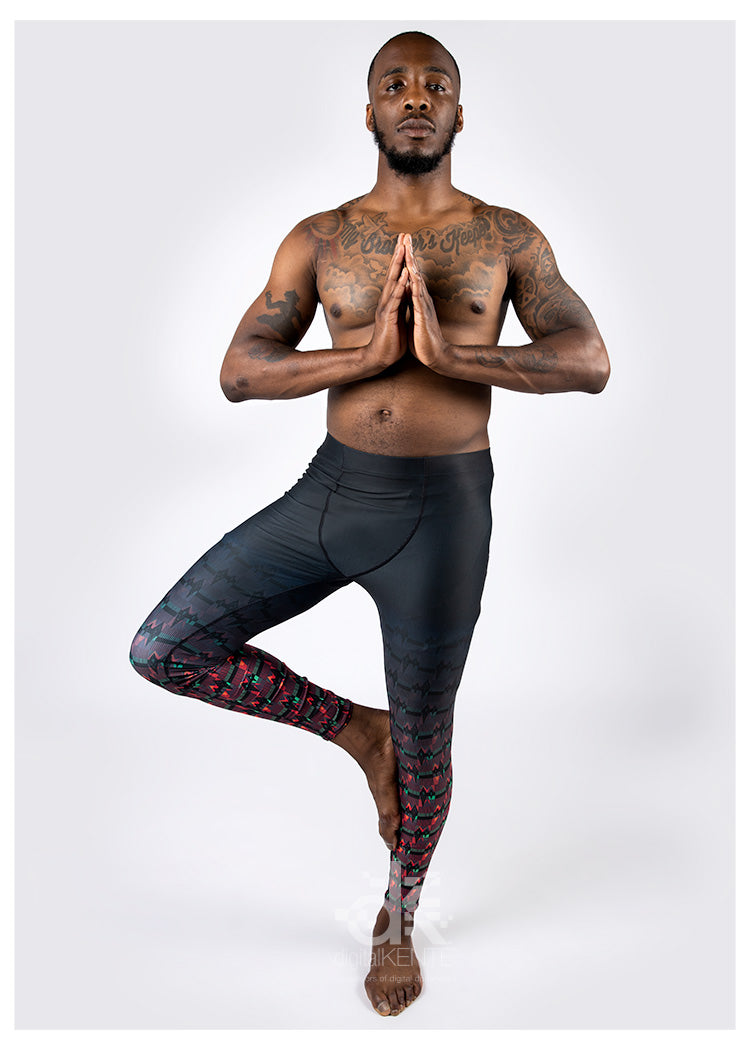 Full Length Leggings, for Men