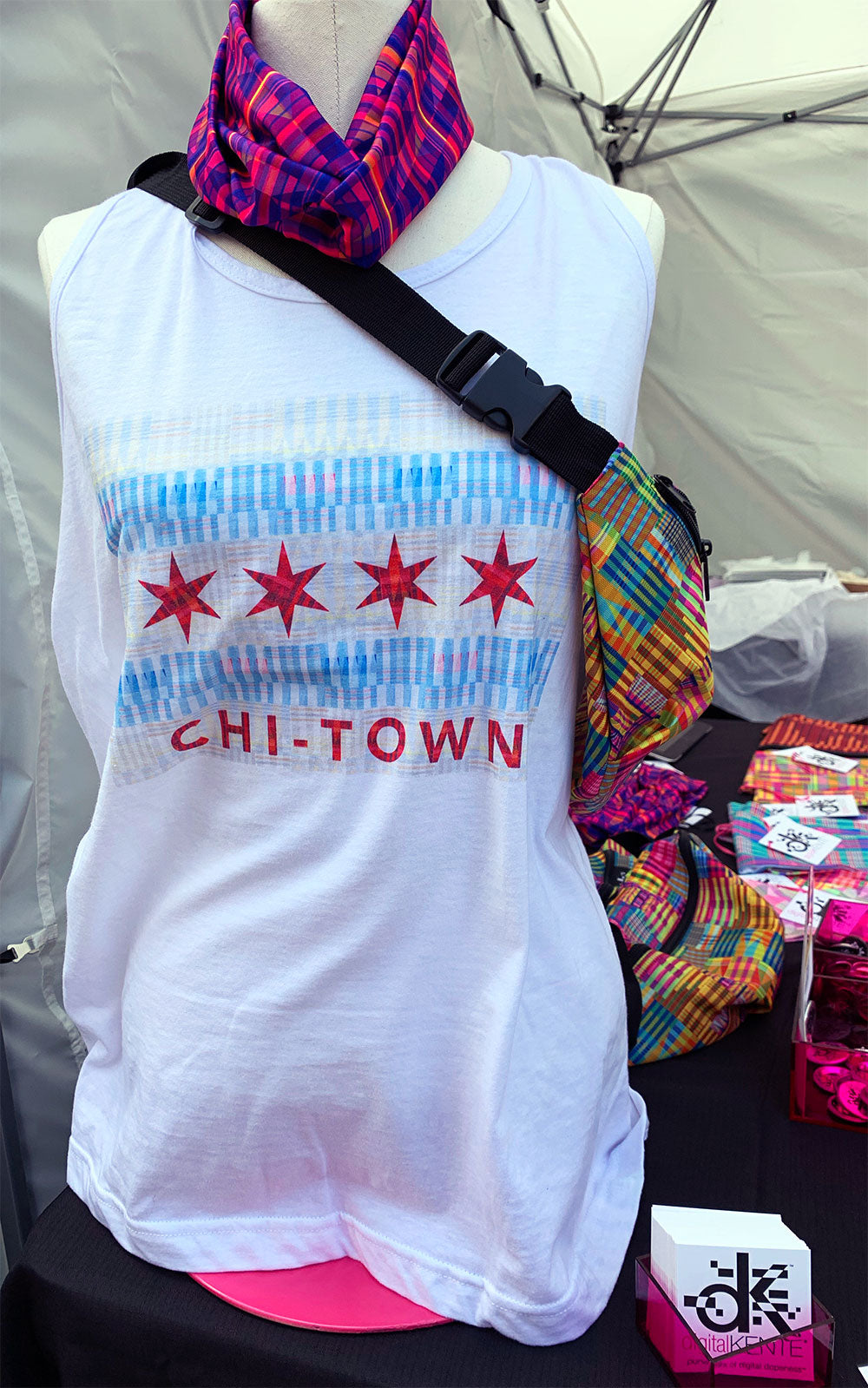 CHI-TOWN Tank
