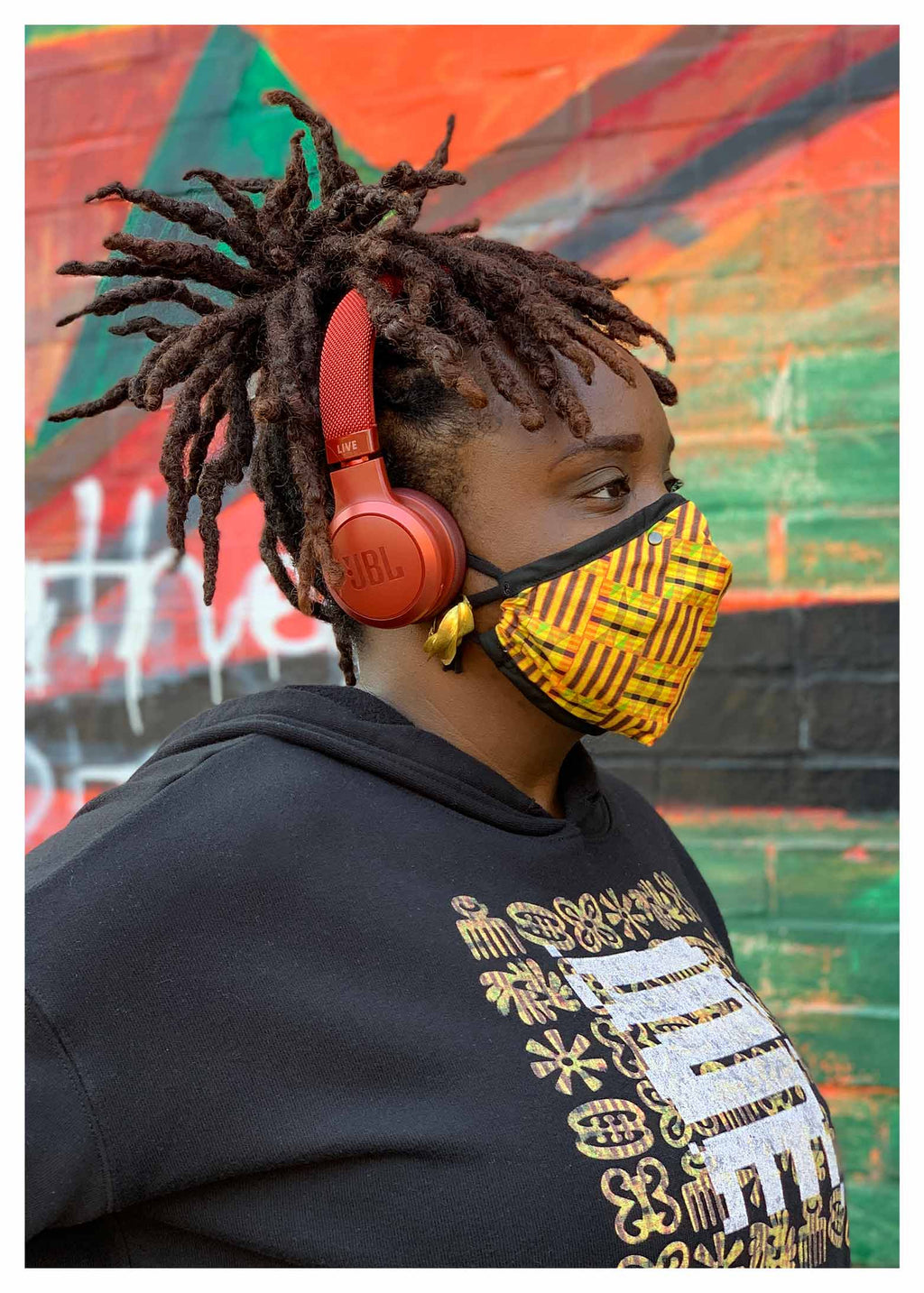 Dual-Flex Fashion Mask - Industrial Fit PRE-ORDER