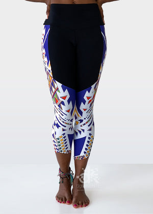 Ankle Crop High-Rise Legging