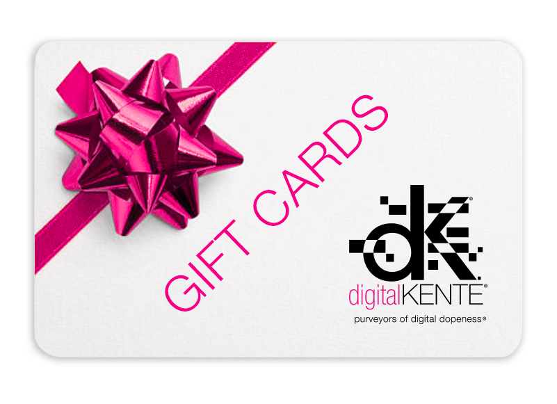 digitalKENTE® Gift Card