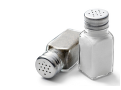 can dogs eat salt and pepper