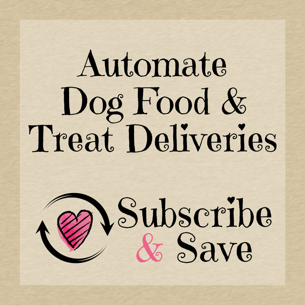 Healthy Dog Food TreatsSubscription UK
