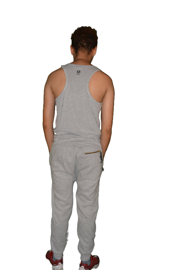 Mens Grey OG Tank Top