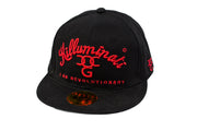 Killuminati I Am Revolutionary Black/Red Snapback