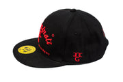 2pac Killuminati I Am Revolutionary Black/Red Snapback