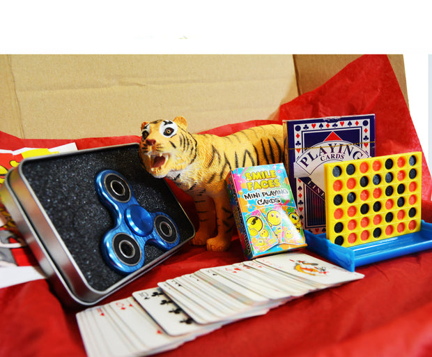 Omar Guevara Friends Gadgets & Toy Gift Box