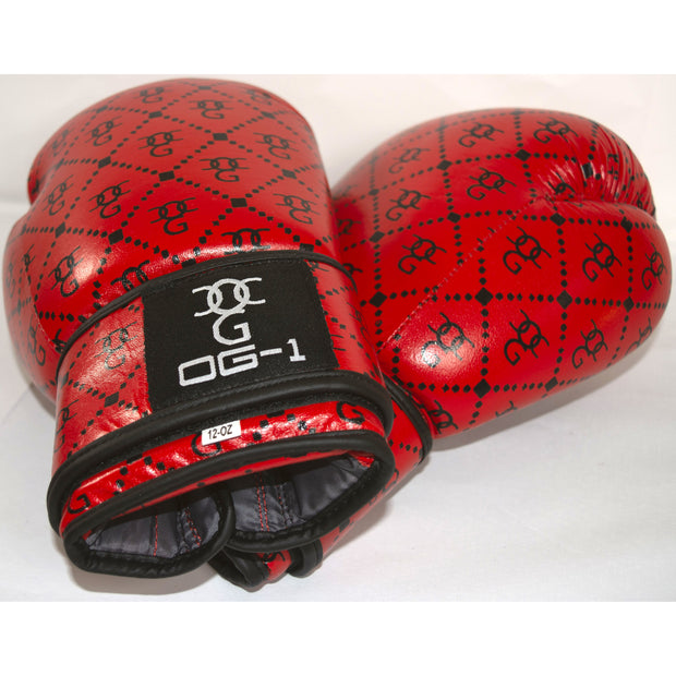 OG1 'Couture 'Designer' Boxing Gloves