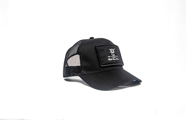 OG Trucker Patch Black