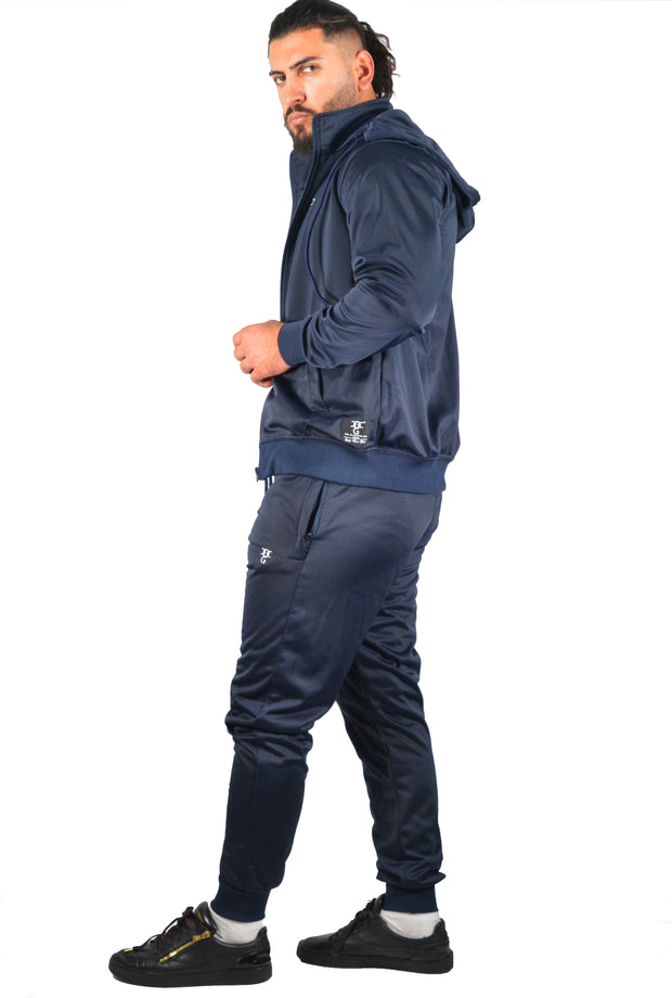 OG-1 Sports Detach Tracksuit Navy blue
