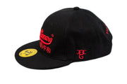 I Am Revolutionary Snapback Black/Red
