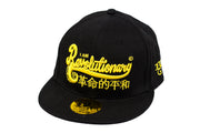 I Am Revolutionary Snapback Black/Yellow
