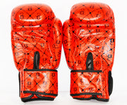 OG1 'Couture 'Designer' Boxing Gloves real leather