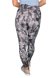 Womens Camouflage Leggings