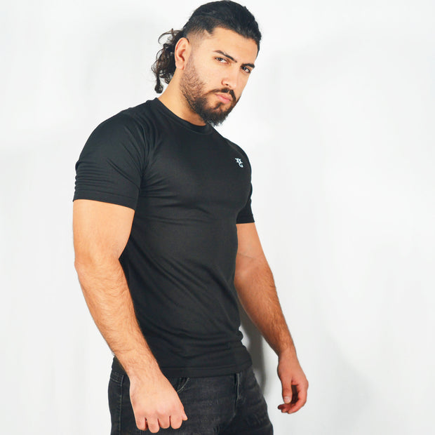 Mens  O.G. 1 Sports Black T Shirt