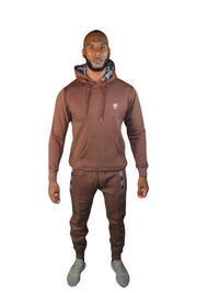 Mens Brown OG Tracksuit