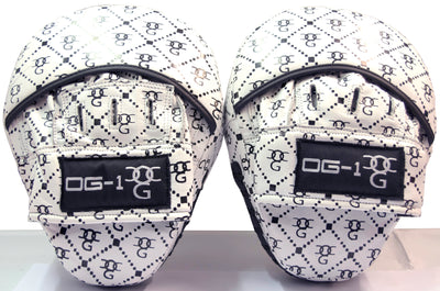 OG1 MMA Leather Focus Pads