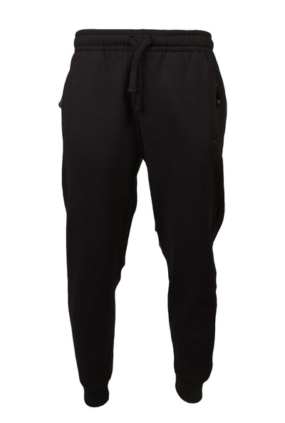 Mens O.G. Symbol Black Tracksuit Bottoms