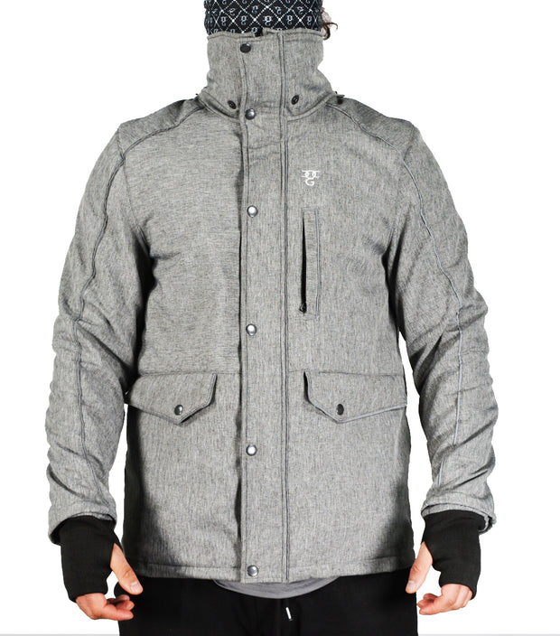 DEFENDER X  COMMUTER JACKET GREY