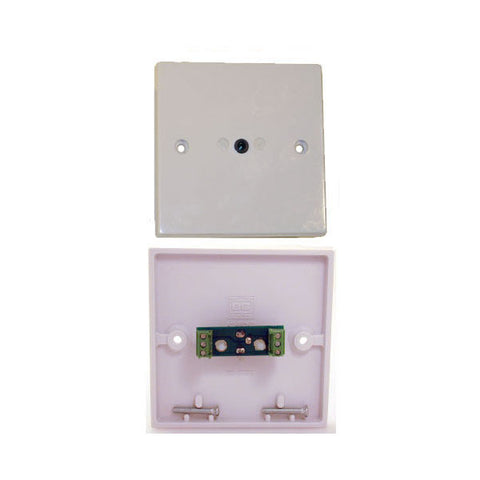 3.5mm Stereo Jack Wallplate With Quick Connect HCP25QC - k2audio
