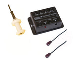 Keene IR Distribution Amp Kit (including white panel mount IR receiver) IRBKITPW - k2audio