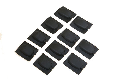 IR Emitter Shield Flexible Rubber Cover (installer Pack Of 10) IRSHIELD10 - k2audio