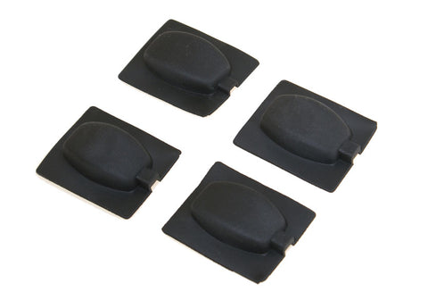 IR Emitter Shield Flexible Rubber Cover (pack Of 4) IRSHIELD4 - k2audio