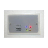 Keene KLABKITF 20w Wall Mount Audio Amplifier frosted panel including power supply - k2audio