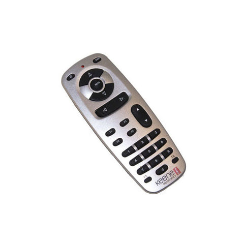Remote Control For Use With Keene Equipment KRC1 - k2audio