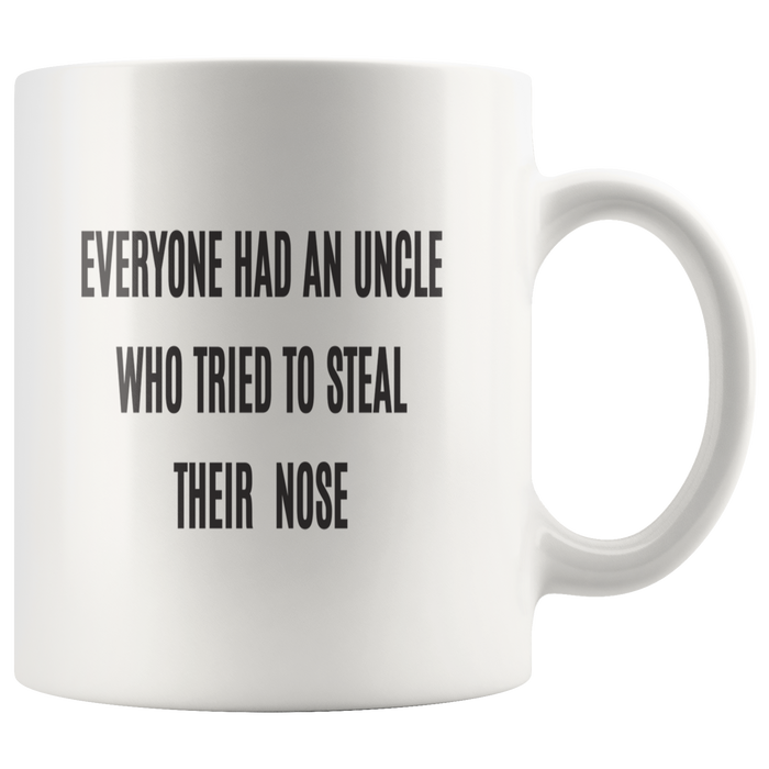 Funny Uncle Mug 11oz Ceramic – Uncle Gifts – Uncle Birthday Gifts – Best Uncle Gifts – Gifts for Uncles Uncles Gift – Uncle Gift Ideas