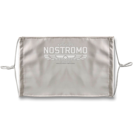 nostromo2 Sublimation Face Mask + 10 Replacement Filters