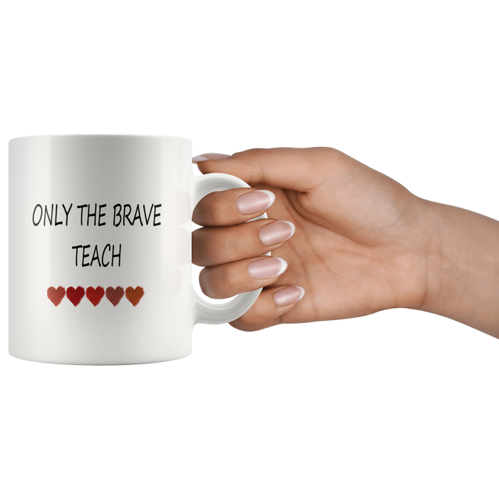 Teacher Mug (11oz) – Funny Teacher Mugs – Teacher Coffee Mug – Best Teacher Mug – Teacher Appreciation Mugs – Teacher Quote Mug
