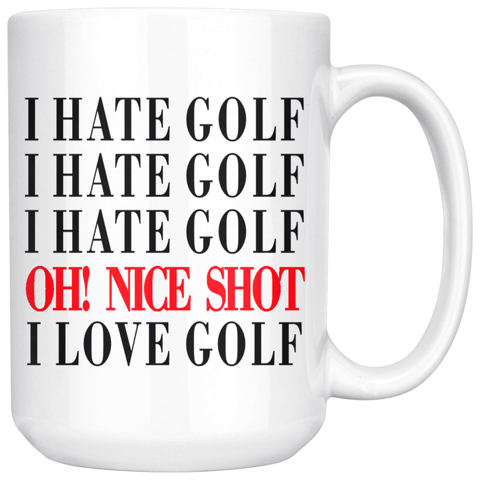 golf shot 15oz