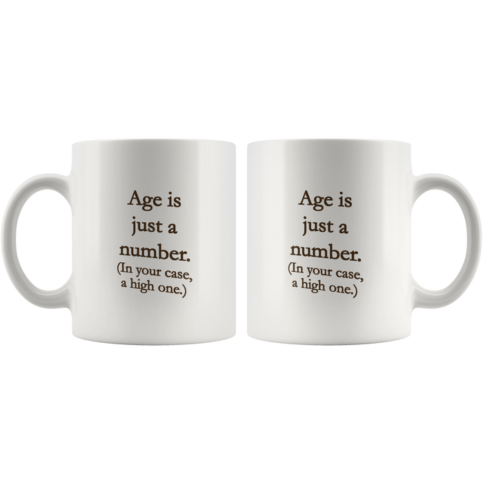 Dad Mug (11oz) –  Best Dad Mug – Funny Dad Coffee Mug – Dad Mugs – Awesome Dad Mug – Coffee Mug Dad – Funny Dad Mug – Super Dad Mug
