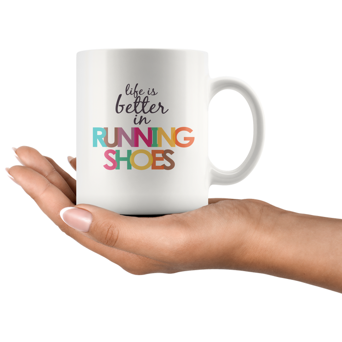 Runner Mug (11oz) – Runner Coffee Mug –Coffee Mugs For Runners– Coffee Mug Runner– Gift For Runners – Runner Gifts –Gifts For Runners