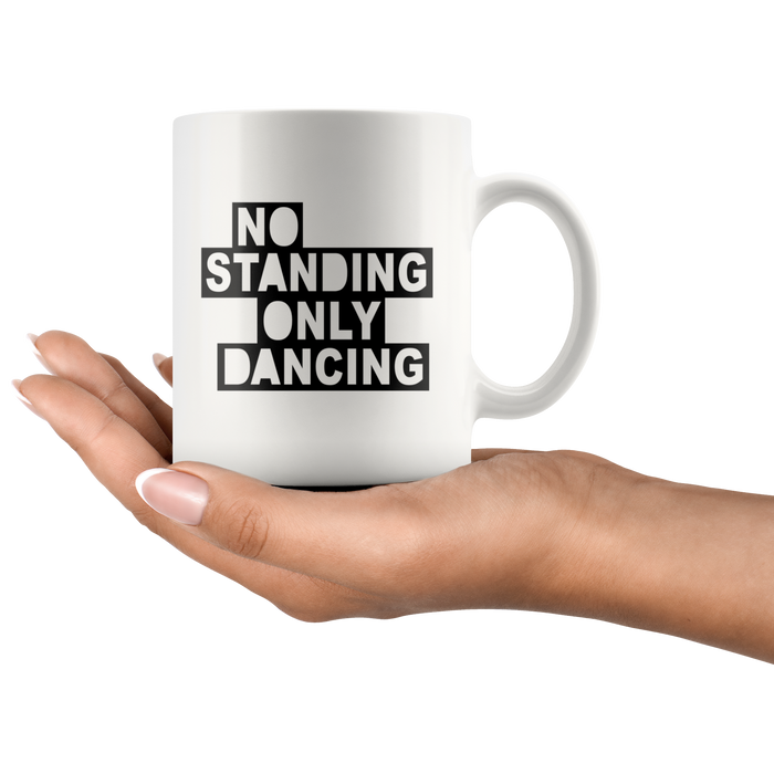 Dance Mug (11oz) – Dance Coffee Mug – I Love Dancing Mugs– Dancing Mug – Dance Mug Gift– Perfect Gift For Any Dance Lover