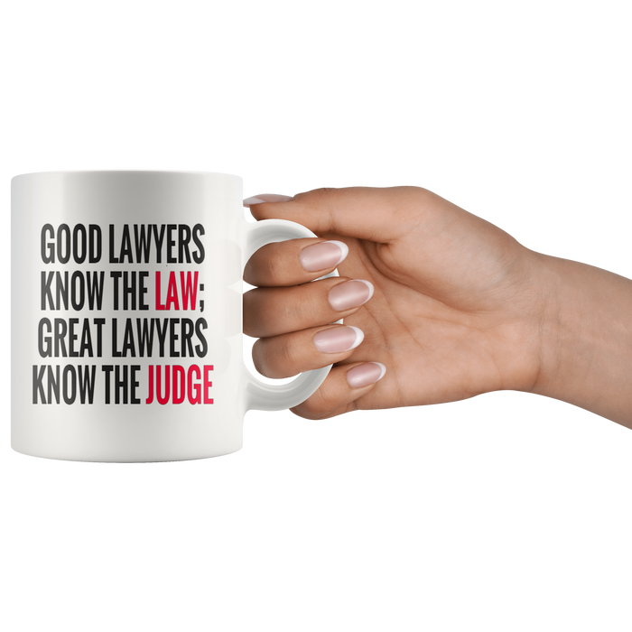 lawyer gift Mug Design 2
