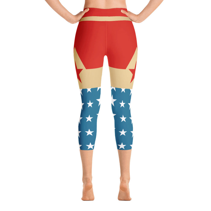 WW Capri Yoga Capri Leggings