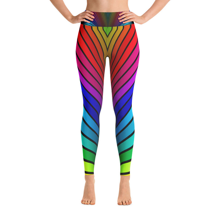 6538ad2edfb5fb Bright, Beautiful & Unique Yoga Pants and Capris - Made in the US ...