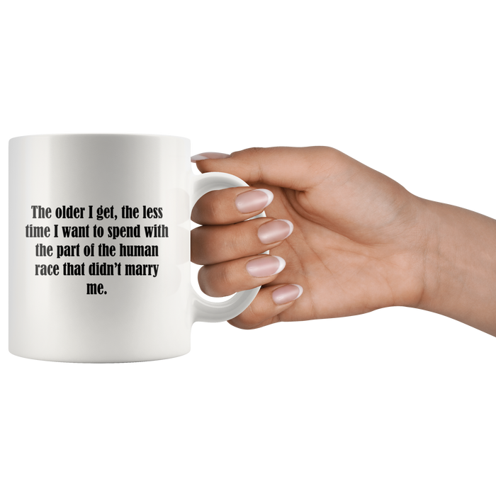 20th Anniversary Mug (11oz) – Fun 20th Anniversary Gift for Women and Men – Unique 20th Anniversary Mugs – Wedding Anniversary Gift