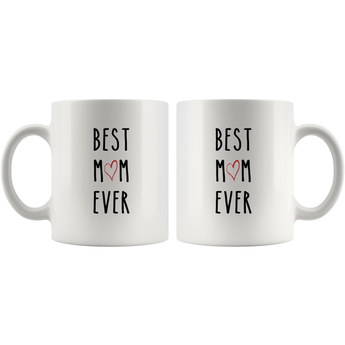 Mom Mug (11oz) –  Mom Coffee Mug – Best Mom Mug - My Mom Mug – Mom Mugs – Mom Mug Set – Mum Mug – Coffee Mug Mom - Mom Coffee Mugs