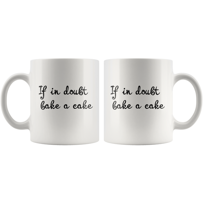 Bake Mug 11oz – Bake Coffee Mug – I love Baking – Baking Mug – Baking Coffee Mug – Perfect Gift For Anyone who Loves Baking