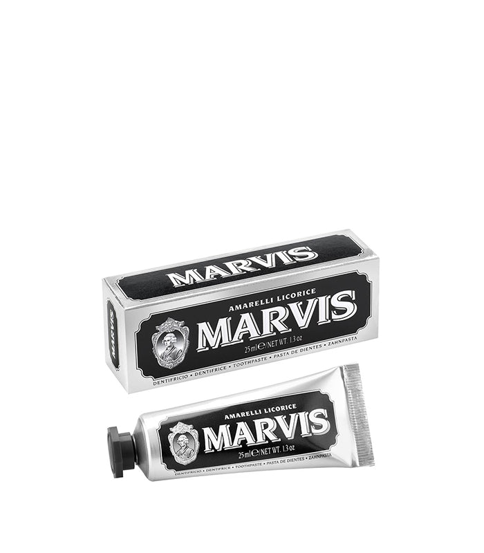 Marvis - Amarelli Licorice Mint Toothpaste, 25ml