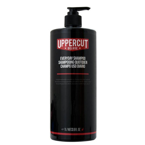 Uppercut Deluxe - Everyday Shampoo, Barbers Collection, 1L