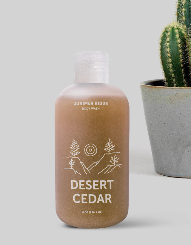 Juniper Ridge - Body Wash, Desert Cedar, 237ml