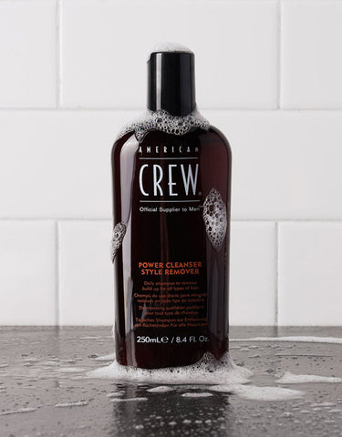 American Crew - Power Cleanser Styler Remover Shampoo, 250ml