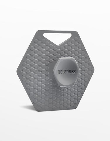 Tooletries - The Body Scrubber, Grey