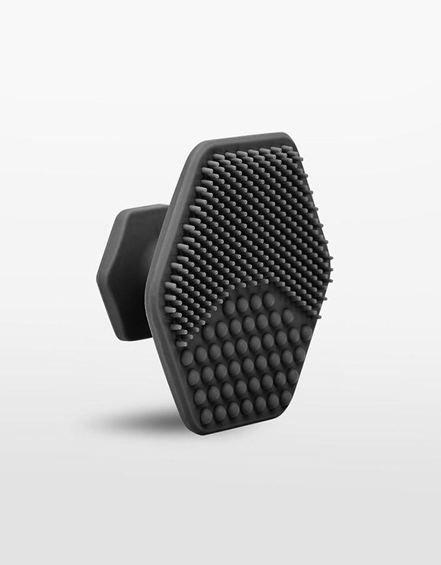Tooletries - The Face Scrubber, Firm, Charcoal