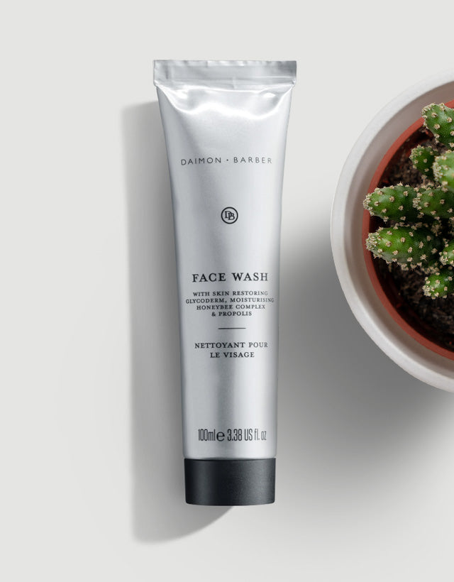 Daimon Barber, London - Face Wash